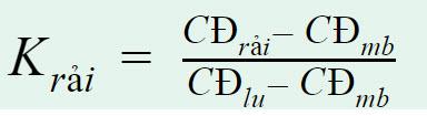 Công thức tính hệ số lu lèn đá 0x4