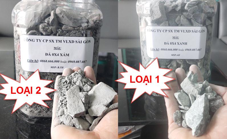 Phân loại đá 0x4