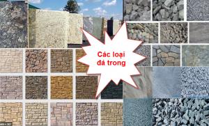 Các loại đá trong xây dựng