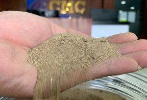 Giá cát đen tại tphcm