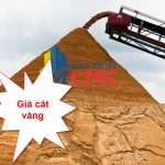 Báo Giá Cát Vàng Hiện Nay Tại Tphcm