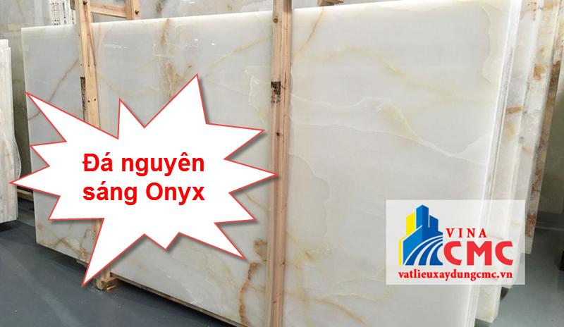 Đá nguyên sang onyx