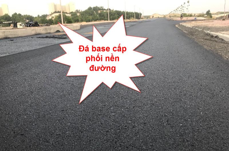 Đá base cấp phối nền đường