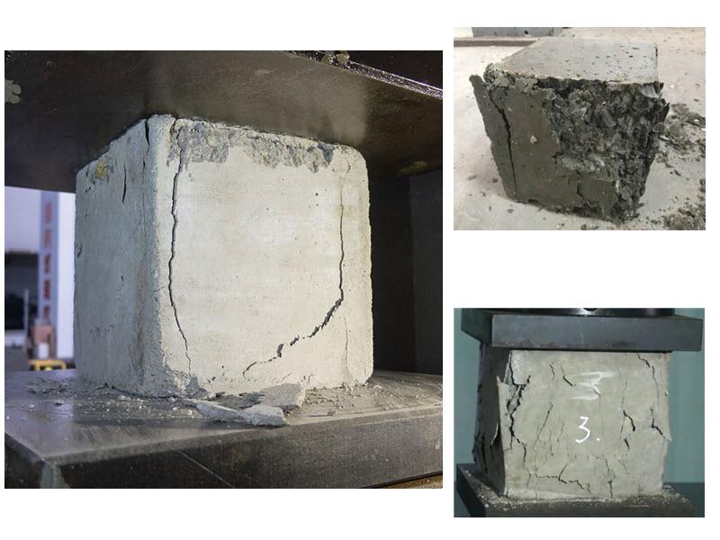 Bê tông cường độ cao là loại bê tông có cường độ chịu nén cao nhất hiện nay