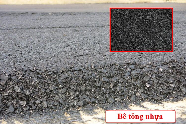 BTN là hỗn hợp bê tông được cấp phối từ đá, cát, bột khoáng và nhựa đường theo tỷ lệ nhất định.