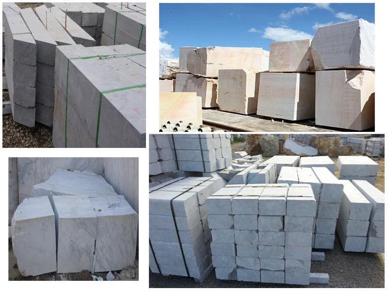 Đá khối được sản xuất dựa trên tiêu chuẩn nhất định