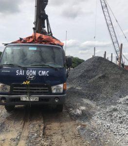 Giá cát đá xây dựng tại Củ Chi Tphcm rẻ nhất