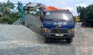 Giá cát đá xây dựng tại Hóc Môn