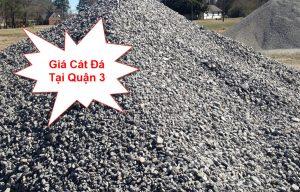 Báo giá cát đá xây dựng tại quận 3