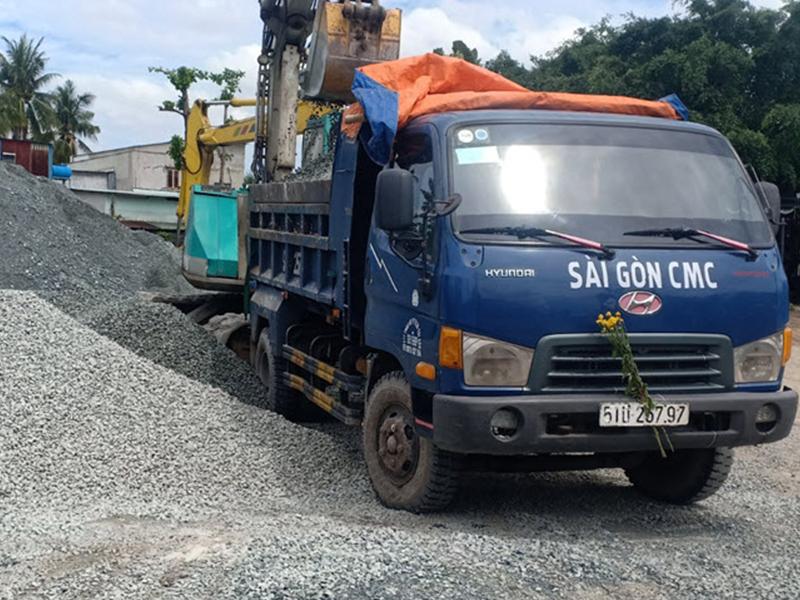 Công ty bán đá xây dựng giá rẻ tphcm