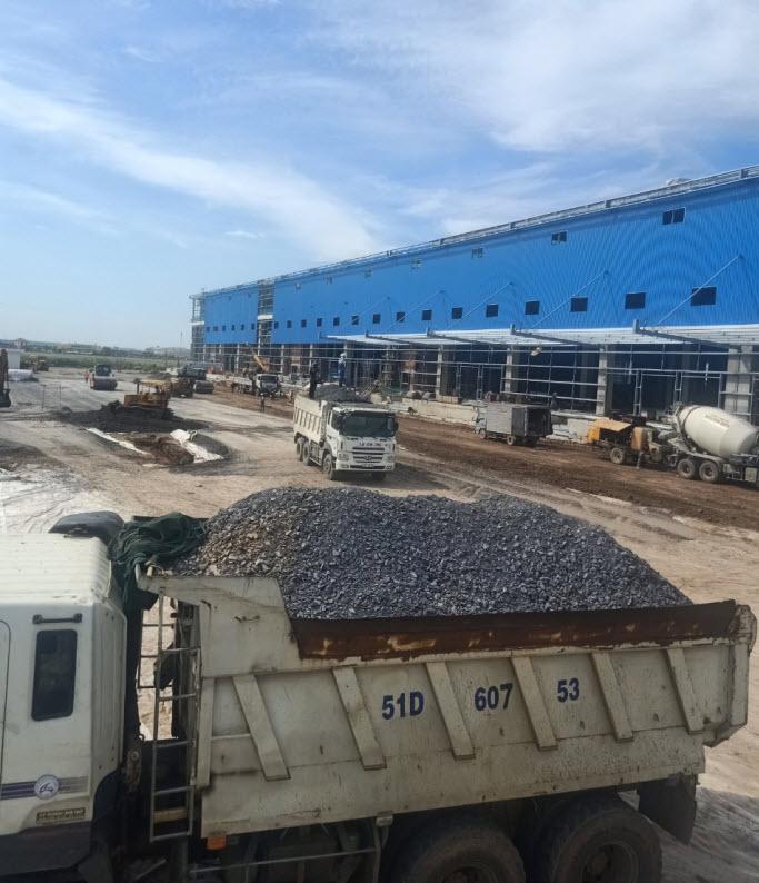 Công ty VLXD Sài Gòn cung cấp đá xây dựng uy tín tphcm