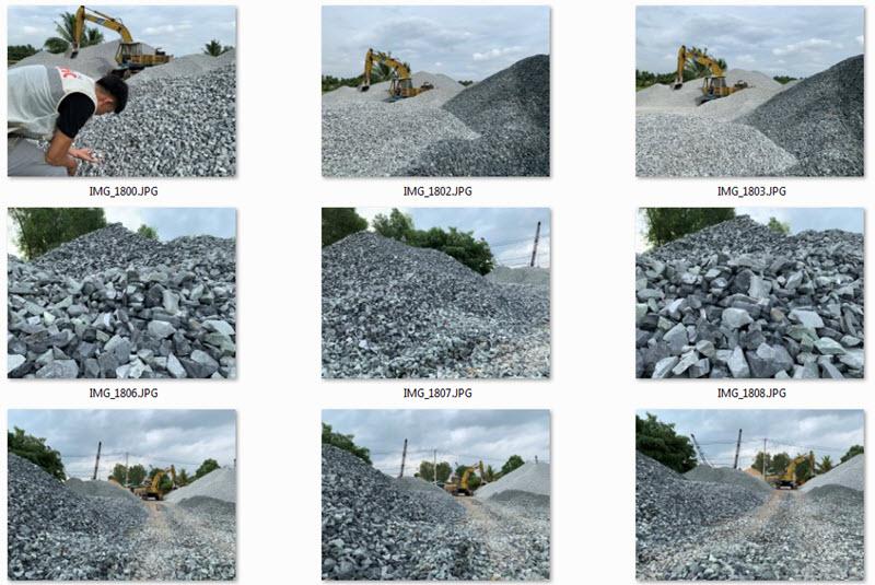 Đá xây dựng là vật liệu không thể thiếu trong bất kỳ công trình xây dựng nào, đặc biệt trong hạng mục đổ bê tông